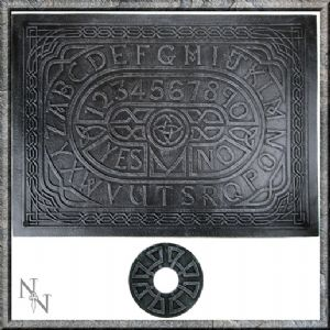 Ouija Board-NOW0336-Celtic Slate Effect Talking Board