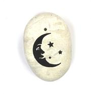 Moon Stone Incense Holder